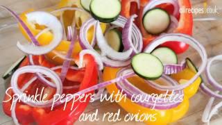 Roasted Vegetable Quinoa Salad Recipe - Allrecipes.co.uk