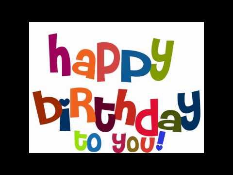 Happy Birthday - Bombay Saradha