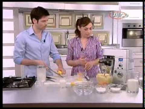 Videoricette kenwood cooking chef torta soffice alle for Cuisson vapeur kenwood cooking chef