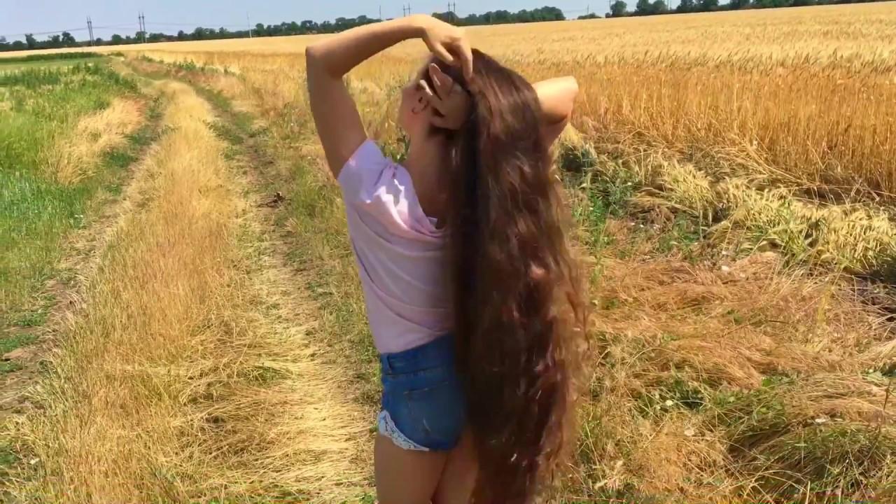 Gulietas long hair/ОЧЕНЬ Длинные Волосы
