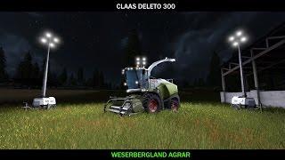 Dies ist der offizielle Trailer des Claas Deleto 300 Viel Spaß wünscht das Weserbergland Agrar Team  DOWNLOAD: https://www.modhoster.de/mods/claas-deleto-300