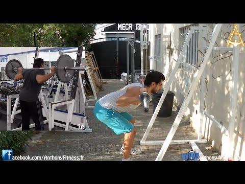 Comment exécuter correctement un Squat ? par Anthony Oknaïan