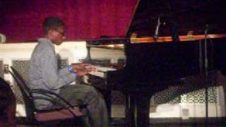 a c p c e talent show intro with gabriel n his madd piano skillz