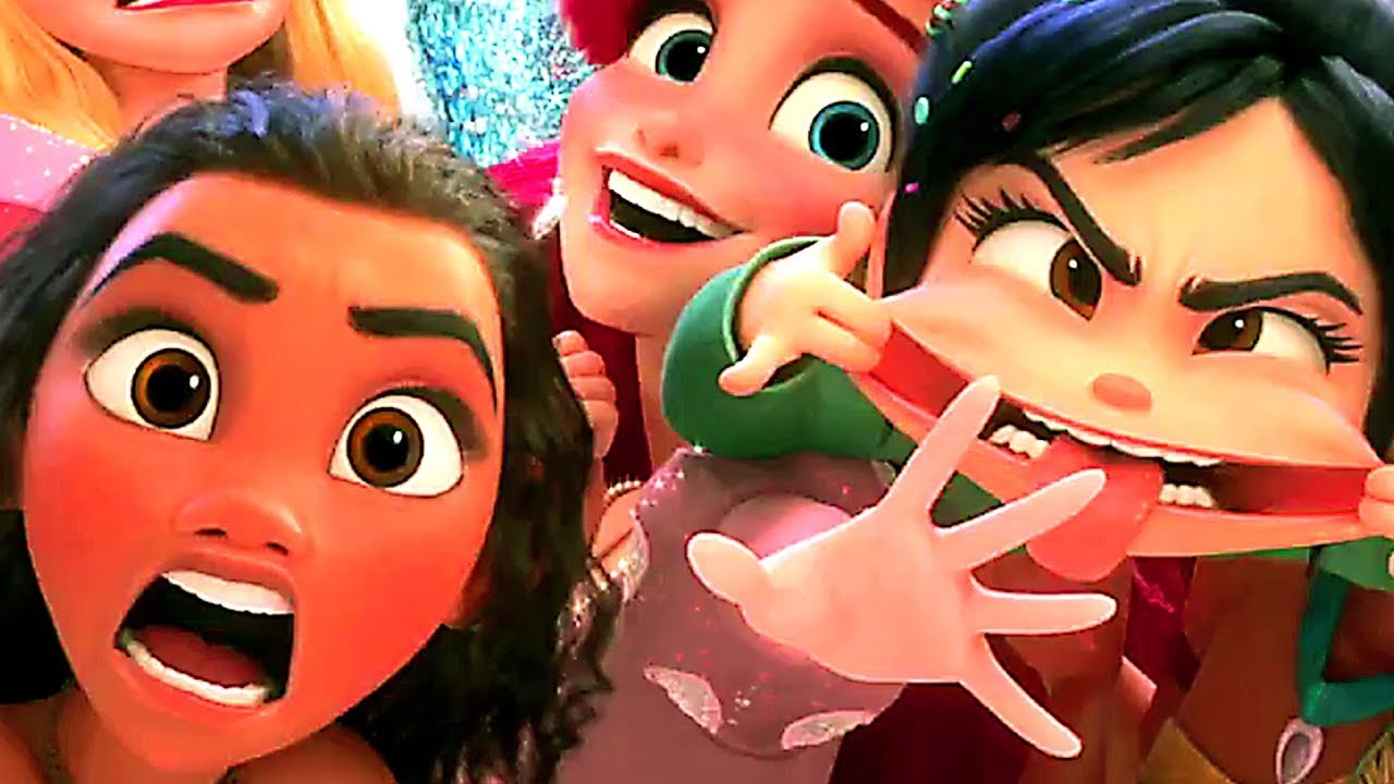 WRECK IT RALPH 2 Trailer # 3 (Animation, 2018) - YouTube