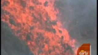 volcanic eruption compilation