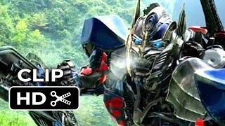 Transformers: Age of Extinction - The Optimus Scream (2014) Michael Bay Movie HD