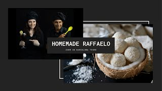 HOMEMADE RAFFAELO (COCONUT BALLS) - Zoom in Barcelona Tours