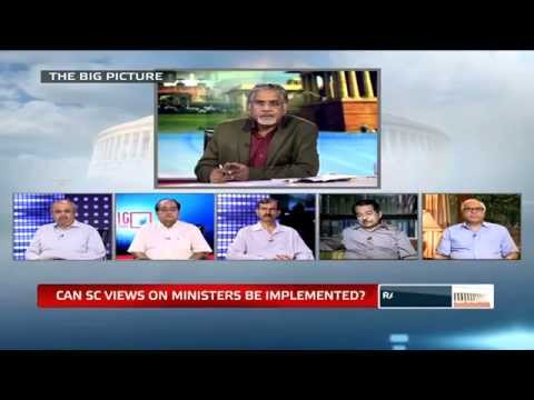 The Big Picture - Can Supreme Court's views on charge-sheeted Ministers be implemented?