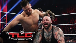 The Miz offers Bray Wyatt something to laugh about: WWE TLC 2019