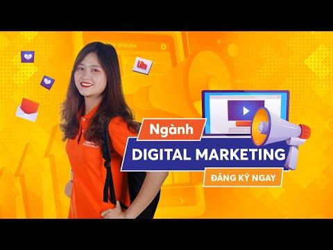 FPT Polytechnic: Giới thiệu ngành Digital & Online Marketing