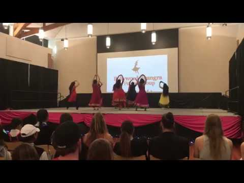 Hmong student association ISA performance