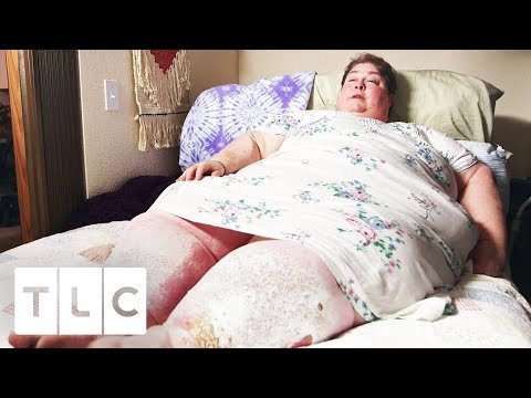 Diana's Journey To Get Below 500lb For The First Time In Years | My 600-lb Life