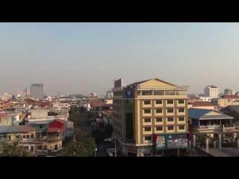 Cheap Hotel, Phnom Penh, Cambodia