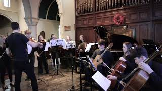 Leeson Park School of Music Ensemble - M. Hadjidakis - The Valse of the Lost Dreams