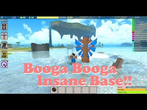 Booga Booga NEW UPDATE!! Crystals Location Comfirmed , radios , bows, GOLD animal and more!!