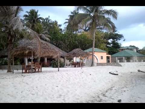 Hotel Du Village Port Salut Haiti Youtube