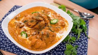Butter Chicken Recipe (Murgh Makhani) - Pai's Kitchen!