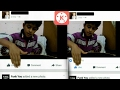 Zach king magic tutorial | Facebook Screen | in Android on Kinemaster #1