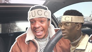 Soulja Boy At The Drive Thru