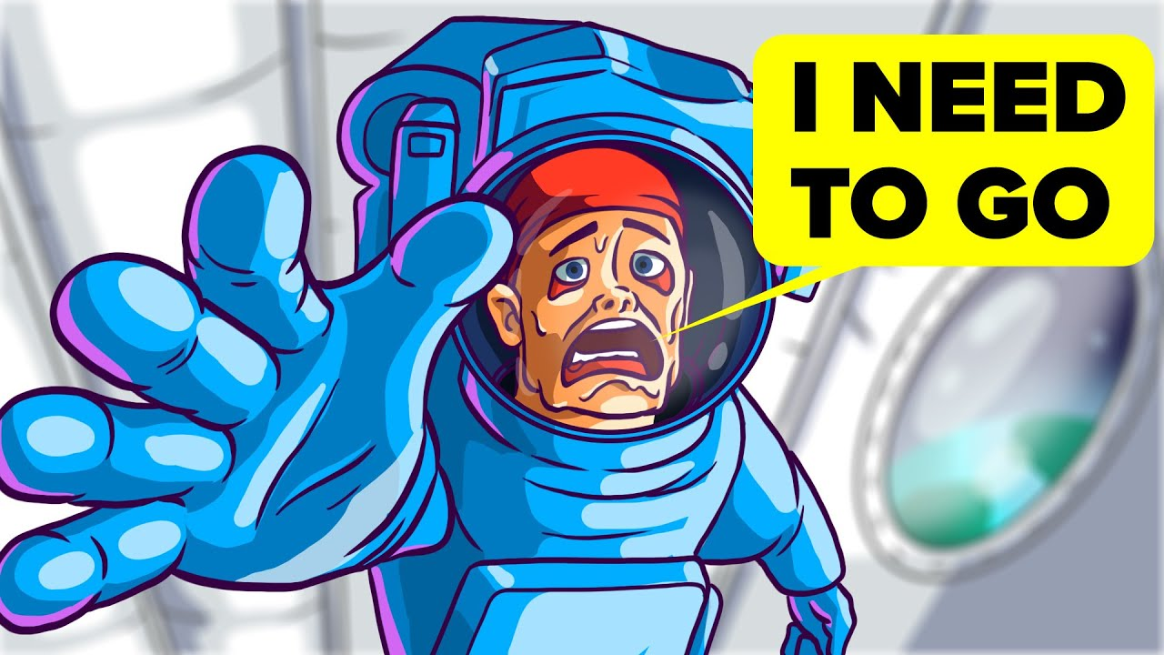 Weird Secrets Astronauts Don't Want You to Know