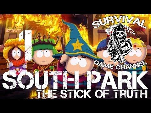 ч.32 - Гиганский зомби фашист младенец - Прохождение South Park The Stick of Truth
