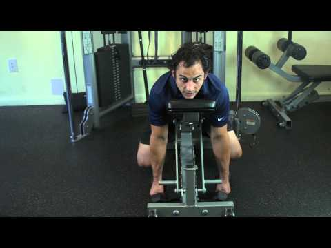 How To Do A Bench Shrug : Pro Workout Tips