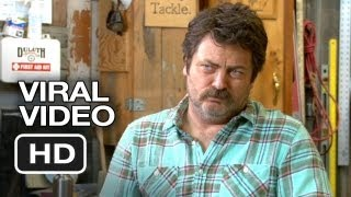 Somebody Up There Likes Me Viral Video #2 (2013) - Nick Offerman Movie HD