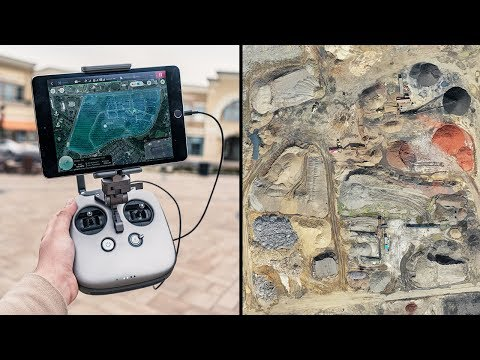 What is the Best Drone for Mapping?
