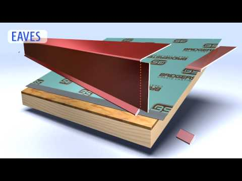 How To Install Eave Fascia Metal Roofing Trim