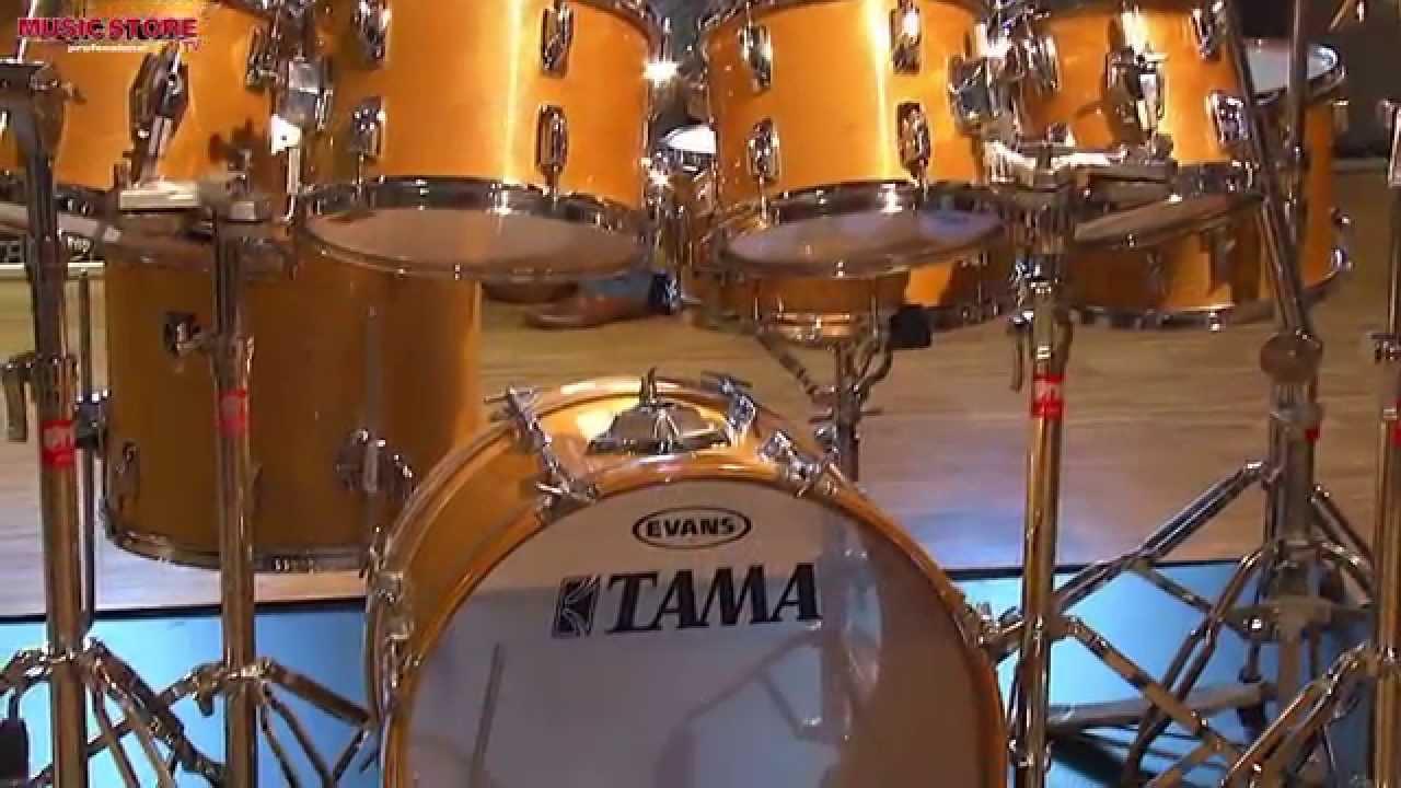 tama vintage drum ausstellung 40th anniversary festival youtube. Black Bedroom Furniture Sets. Home Design Ideas