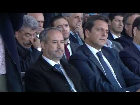 Macri: La droga ya no es un problema de una ciudad, se extendió por todo el país