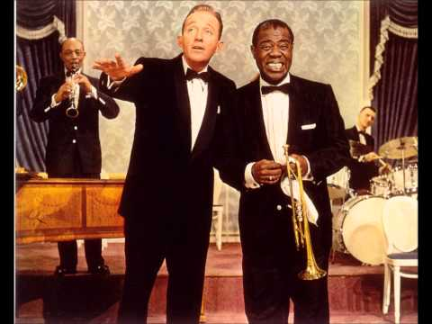 Bing Crosby & Louis Armstrong - Gone Fishin' (1951)
