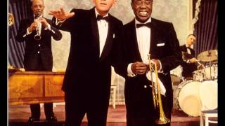 Bing Crosby & Louis Armstrong - Gone Fishin