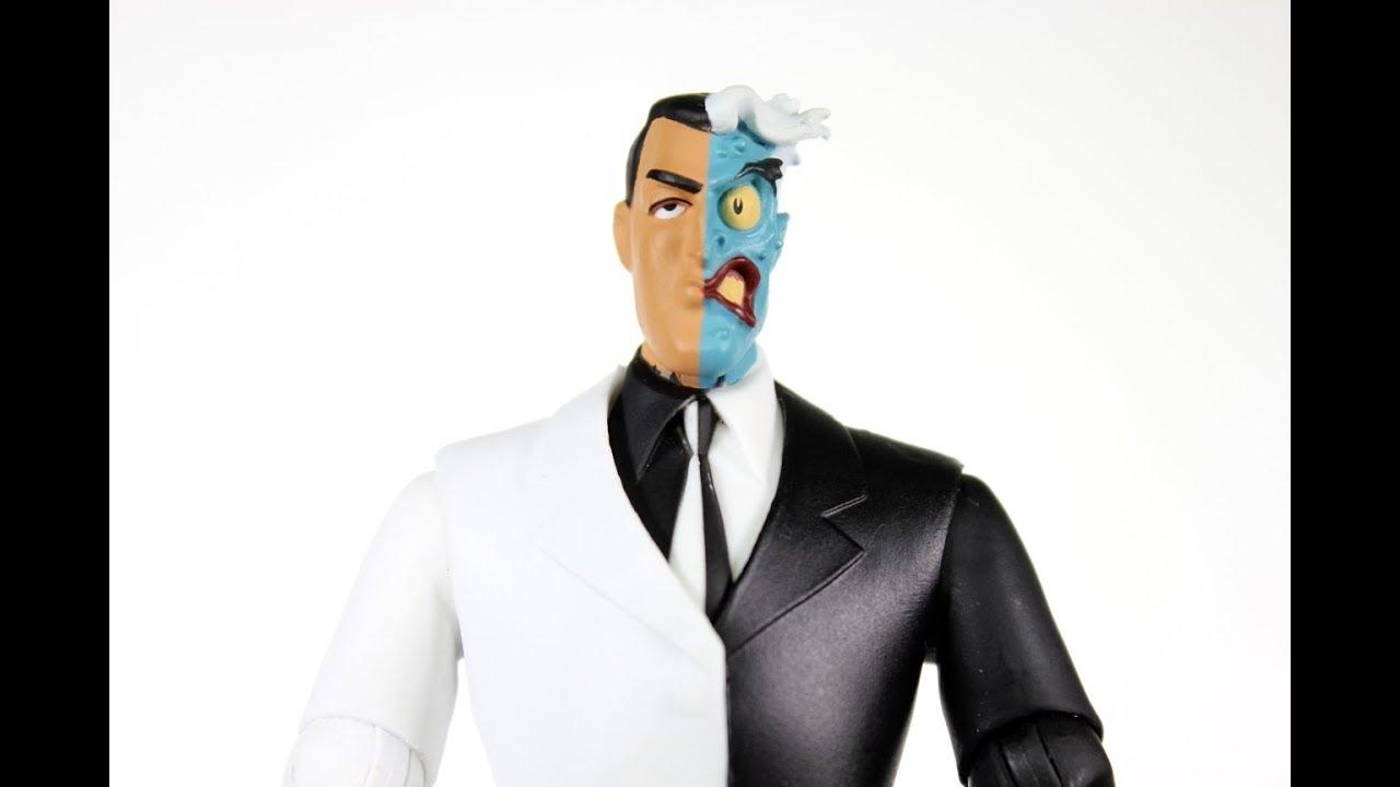 DC Collectibles Batman The Animated Series Deux-Face Action Figure