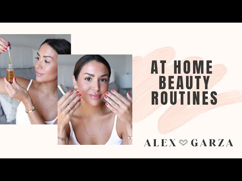 SELF CARE ESSENTIALS FOR AT HOME BEAUTY! NAILS, SELF TAN, BODY, SKIN & MORE!