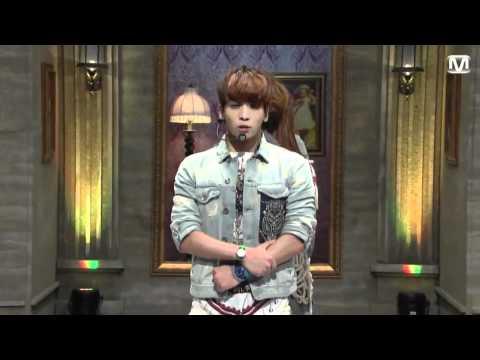 120322 Shinee Sherlock+Stanger Comeback Stage