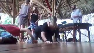 MA DERNIERE ECSTATIC DANCE DU SEJOUR  A SAN MARCOS GUATEMALA