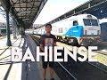 Viajando en el BAHIENSE  BAires - Bahía Blanca en 13 HORAS!