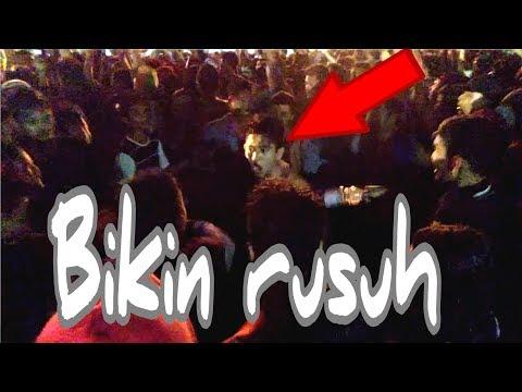 Konser Tipe X Lapangan Adam Malik Siantar Rusuh 17 November 2018