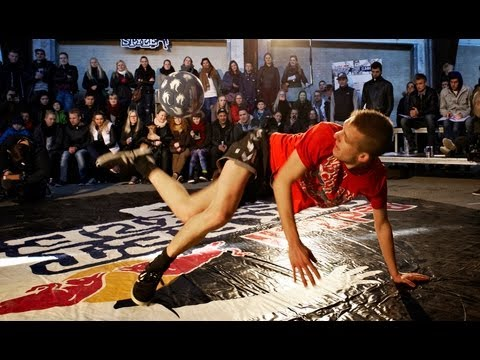 Freestyle Football Competition - Red Bull Street Style 2013 Denmark