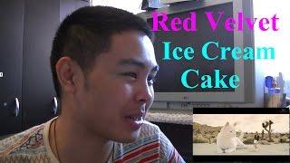 Red Velvet 레드벨벳 - Ice Cream Cake Mv Reaction