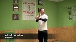 Wing Chun Concept - Forward Energy. Jacksonville, Florida Martial Arts- Atlantic Warriors