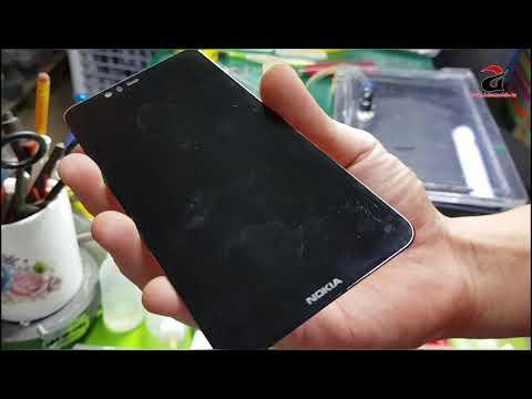 Thay Kính – Ép Kính Nokia 5.1 Plus Bằng Công Nghệ Ép Bóng Hơi   Ép Kính Nokia 5.1 Plus Lấy Ngay!