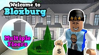 GIVING A FAN MULTIPLE FLOORS PASS AND $100K | BLOXBURG | ROBLOX | FAMBAM GAMING