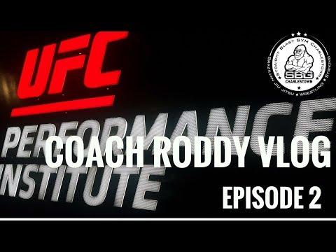 McGregor v Mayweather - Coach Roddy Camp Vlog 2.0