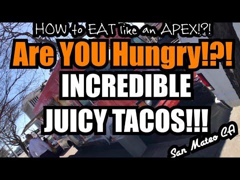 The Big Red Truck (San Mateo CA Food Series)