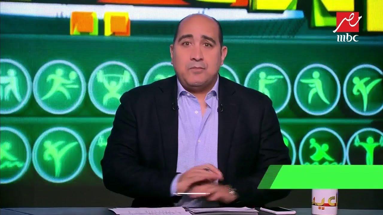 مهيب عبد الهادي معلقاً على فوز النصر على الهلال 3 أهداف مقابل هدفين: هي دي ماتشات القمة