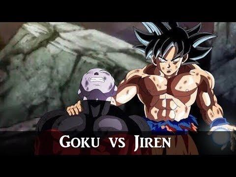Dragon Ball Super「AMV」- Goku vs Jiren ᴴᴰ