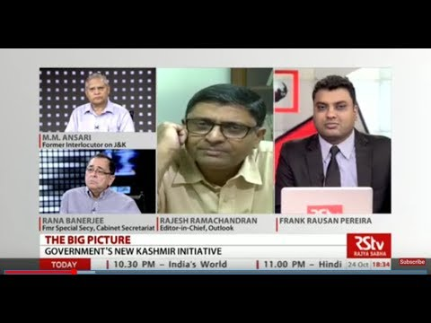 The Big Picture: Govt's new Kashmir initiative