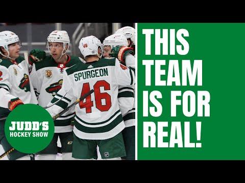 Minnesota Wild and Kirill Kaprizov pull off another big win! - Judd's Hockey Show